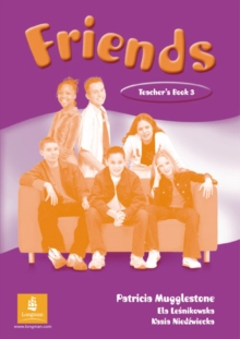 Friends 3 (Global) Teacher's Book, Paperback / softback Book