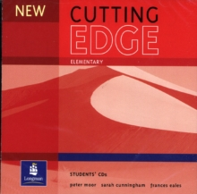 New Cutting Edge Elementary Student CD 1-2, CD-Audio Book