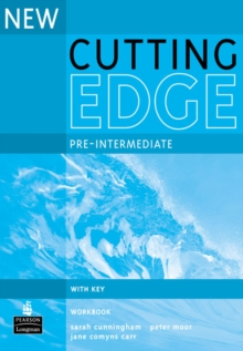 New Cutting Edge Pre-Intermediate Workbook with Key, Paperback Book