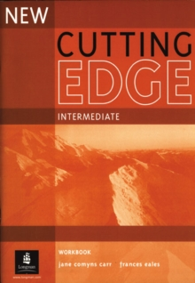 New Cutting Edge Intermediate Workbook No Key, Paperback Book