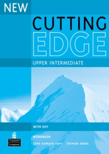 New Cutting Edge Upper-Intermediate Workbook with Key, Paperback Book