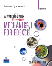 A Level Maths Essentials: Mechanics 1 for Edexcel Book and CD-ROM,  Book