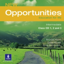 Opportunities Global Intermediate Class CD New Edition, CD-Audio Book