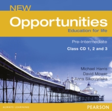 Opportunities Global Pre-Intermediate Class CD New Edition, CD-Audio Book