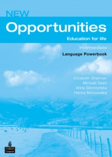 Opportunities Global Intermediate Language Powerbook NE, Paperback Book