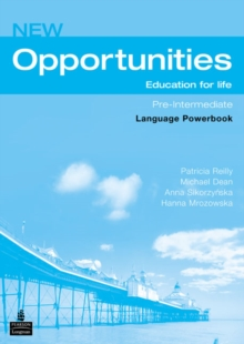 Opportunities Global Pre-Intermediate Language Powerbook NE, Paperback / softback Book
