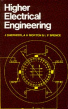 Higher Electrical Engineering, Paperback Book