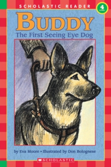 Buddy : First Seeing Eye Dog, The (level 4), Paperback Book
