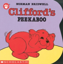 Clifford's Peekaboo, Board book Book