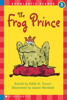 Frog Prince, The (level 3), Paperback Book