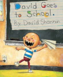 David Goes to School, Hardback Book