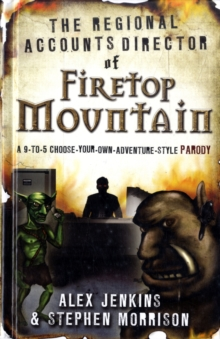 The Regional Accounts Director of Firetop Mountain, Hardback Book