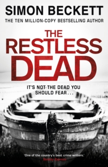 The Restless Dead : (David Hunter 5), Hardback Book