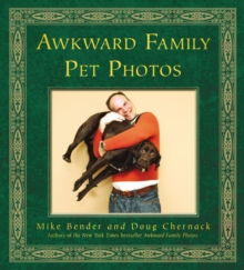 Awkward Family Pet Photos, Hardback Book