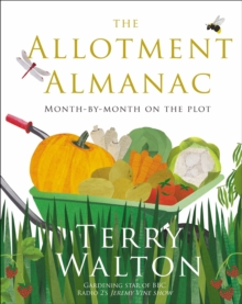 The Allotment Almanac, Hardback Book