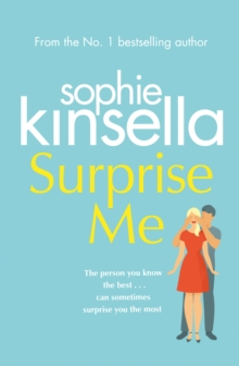 Surprise Me : The Sunday Times Number One bestseller, Hardback Book