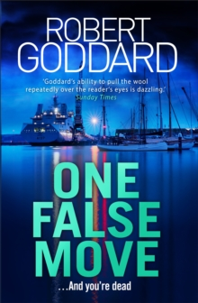 One False Move, Hardback Book