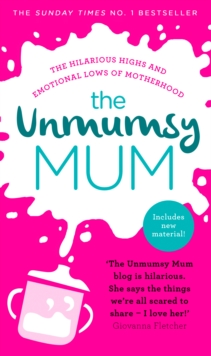 The Unmumsy Mum, Hardback Book