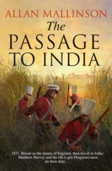 The Passage to India : (Matthew Hervey 13), Hardback Book
