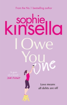 I Owe You One : The Number One Sunday Times Bestseller, Hardback Book