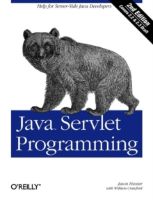 Java Servlet Programming, Book Book