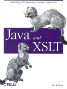 Java and XSLT, Book Book