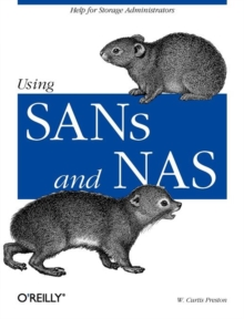 Using SANs and NAS, Paperback / softback Book