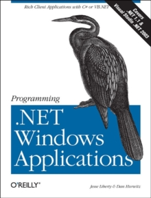 Programming .NET Windows Applications, Paperback / softback Book