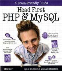 Head First PHP & MySQL, Paperback Book