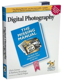 Digital Photography the Missing Manual, Paperback Book