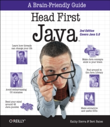 Head First Java, Paperback / softback Book
