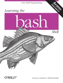 Learning the Bash Shell, Paperback Book