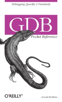 GDB Pocket Reference, Paperback / softback Book