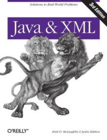 Java and XML, Paperback Book