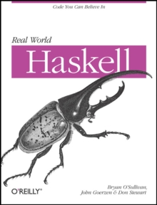 Real World Haskell, Paperback Book