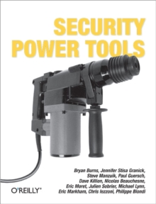 Security Power Tools, PDF eBook