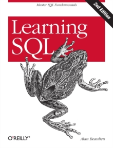 Learning SQL, Paperback Book
