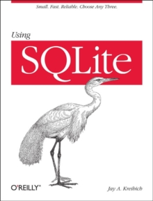 Using SQLite, Paperback Book