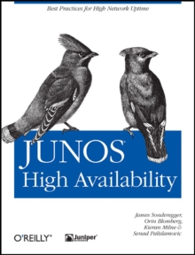 JUNOS High Availability, Paperback / softback Book