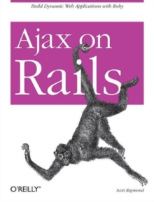 Ajax on Rails, Paperback Book