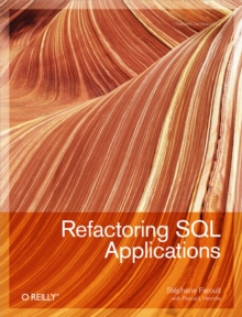 Refactoring SQL Applications, EPUB eBook