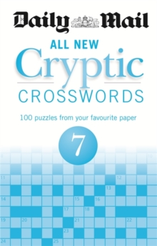 Daily Mail All New Cryptic Crosswords 7, Paperback / softback Book