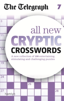 All New Cryptic Crosswords : Cryptic Crosswords 7, Paperback Book