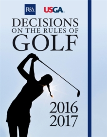 Decisions on the Rules of Golf, Spiral bound Book