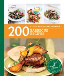 Hamlyn All Colour Cookery: 200 Barbecue Recipes : Hamlyn All Colour Cookbook, Paperback / softback Book