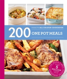 Hamlyn All Colour Cookery: 200 One Pot Meals : Hamlyn All Colour Cookbook, Paperback / softback Book