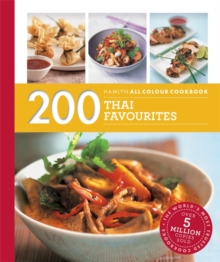 200 Thai Favorites : Hamlyn All Colour Cookbook, Paperback / softback Book