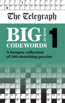 The Telegraph Big Book of Codewords 1, Paperback / softback Book