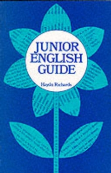 Junior English Guide, Paperback Book