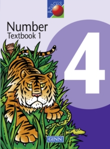 1999 Abacus Year 4 / P5: Textbook Number 1, Paperback Book